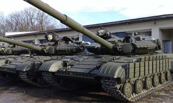 लविवि में, यूक्रेन के सशस्त्र बलों के अधिकारियों और लविवि बख़्तरबंद संयंत्र के हिरासत में