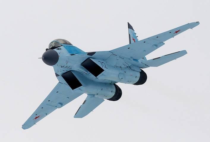 МиГ-35 представят на авиасалоне МАКС-2017