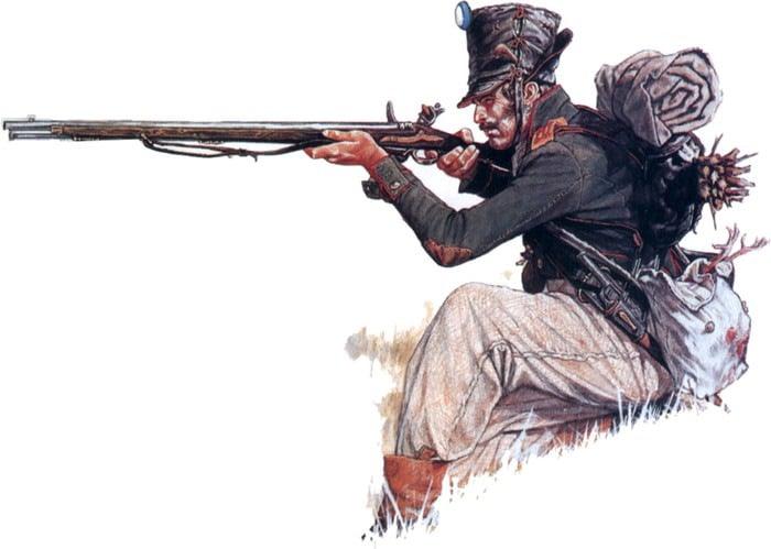 Егери - родоначальники армейского спецназа