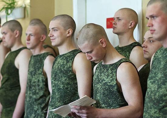 Весенняя призывная кампания в России завершена с рекордом по минимуму уклонистов