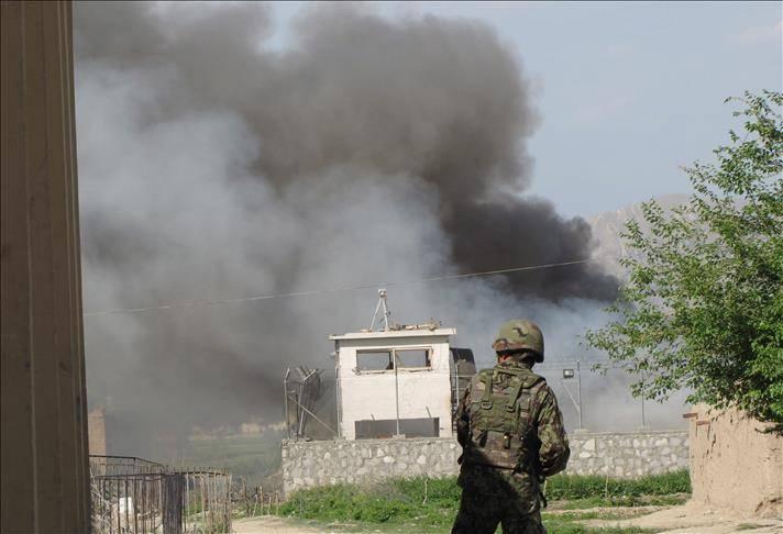 В итоге авиаудара насевере Афганистана разрушена школа
