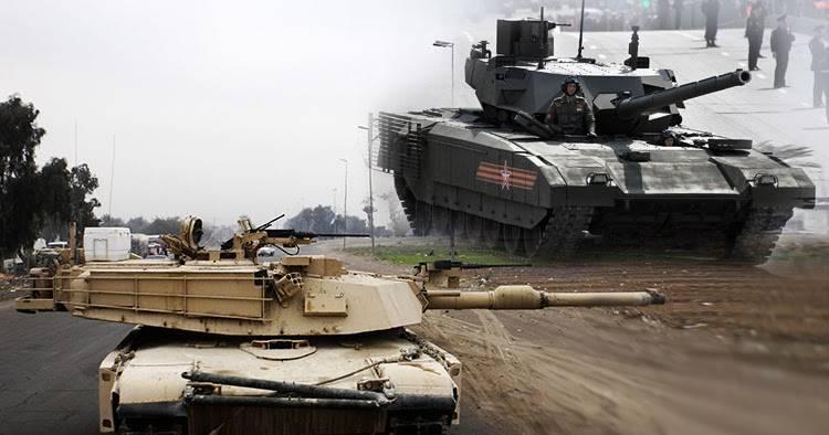 ВСША пояснили , почемуРФ обгоняет Запад в«танковой гонке»