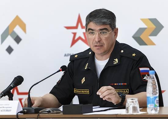 В международных армейских играх примут участие 28 стран