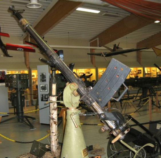 ПВО страны Суоми (Часть 2)