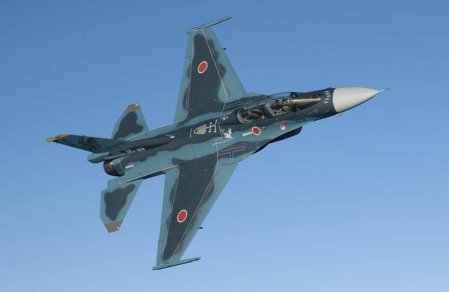 Впервый раз японские истребители F-2 получат сверхзвуковые ракеты