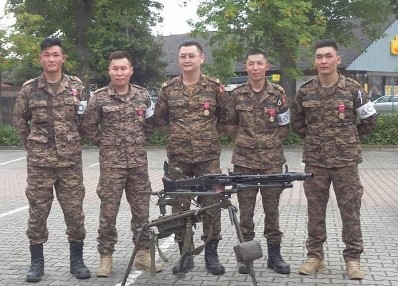 В НАТО удивились выносливости монгольских военнослужащих