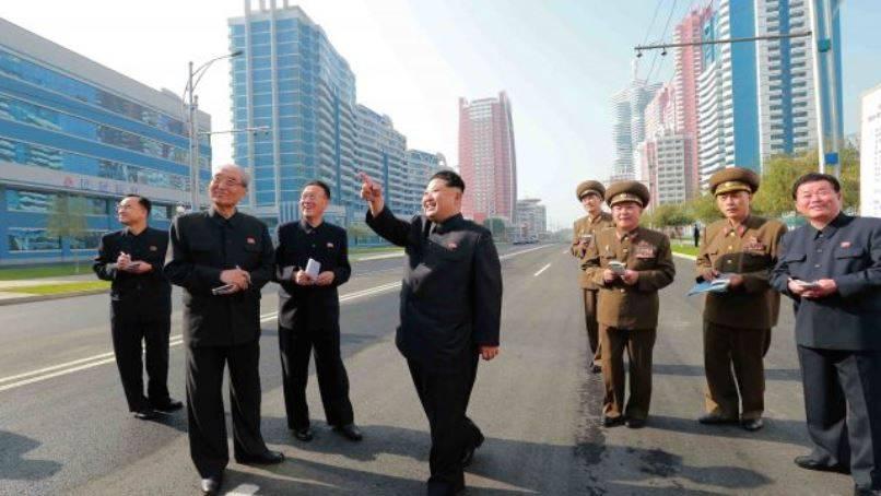 КНДР обвинила США всовершении «безумных поступков» ипригрозила жестким ответом