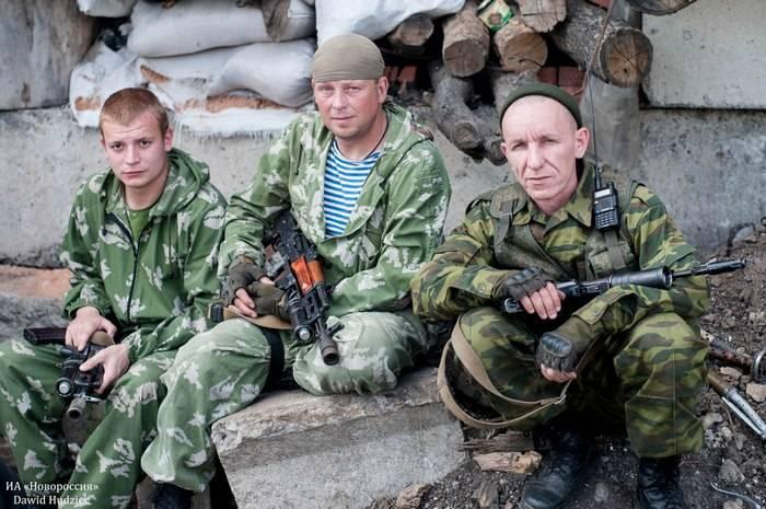 ВСУ открыли огонь изгранатомета попозициям народной милиции ЛНР