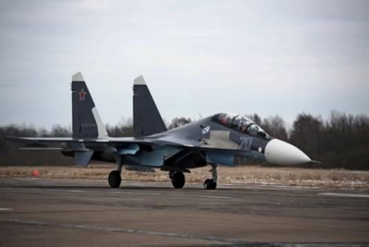 Военное представительство Минобороны РФ на Иркутском авиазаводе приняло партию Су-30СМ