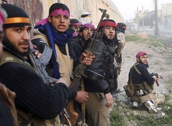 Дамаск: Тысячи представителей вооружённой оппозиции желают воевать против террористических группировок