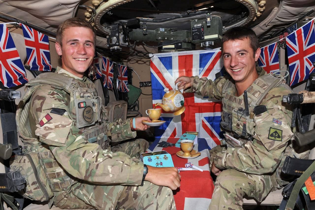 Англия расширит программу подготовки военных ВСУ
