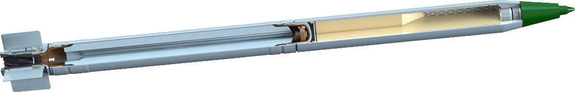 «Сплав» разработал неуправляемую ракету повышенной дальности