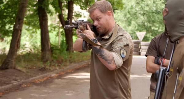 """Шведский наёмник """"Азова"""": Ляшко чуть не сорвал нам операцию в Мариуполе"""