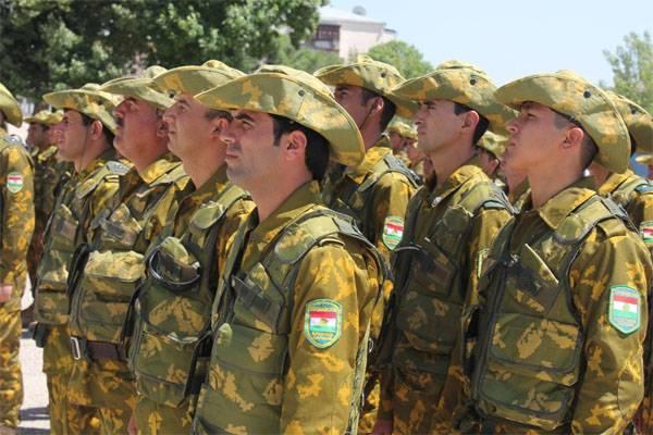 Масштабные учения в Горном Бадахшане