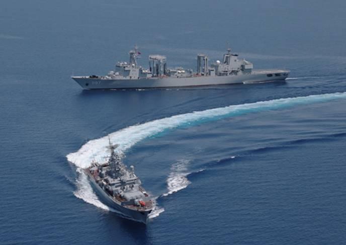 МО РФ сообщило о дате начала российско-китайского учения в Балтийском море