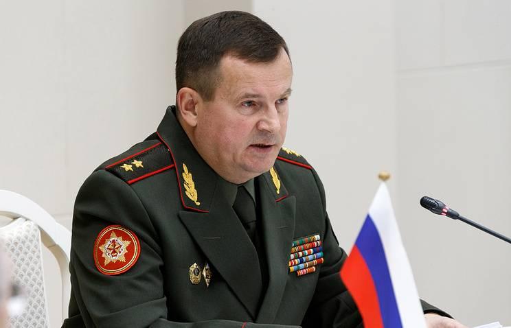 """O Ministério da Defesa da Bielorrússia: a doutrina """"West-2017"""" não é dirigida contra outros países"""