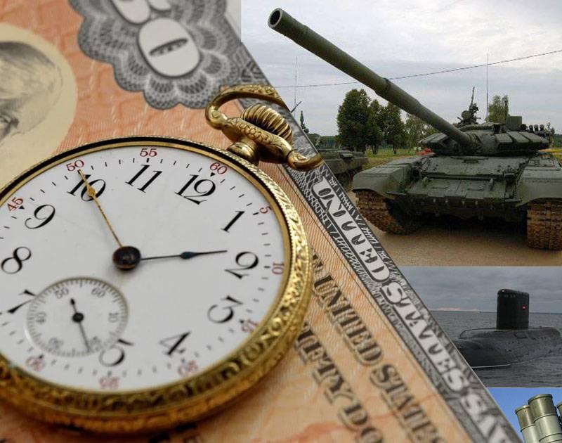 Танки в России, госрезервы в США. К войне готовы...