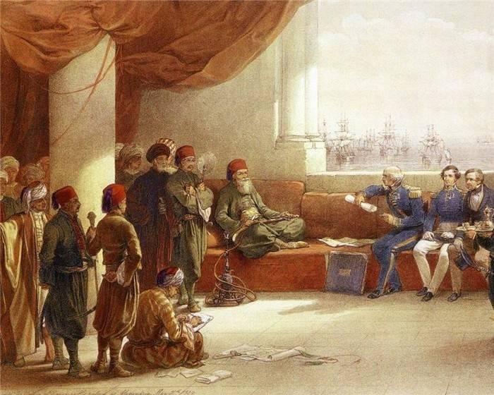 Британское засилье в Египте в XIX – первой четверти XX века