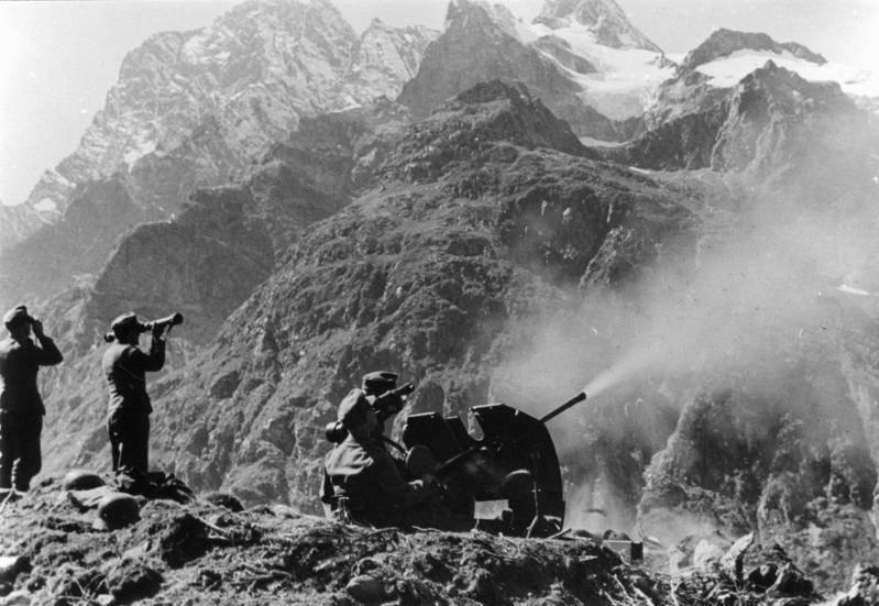 Wehrmacht Kafkasya'ya Nasıl Baskın Yaptı?