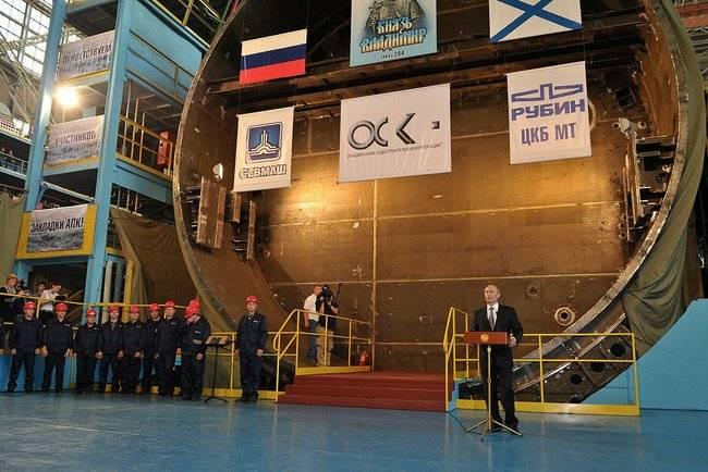 Sottomarini nel nuovo programma sugli armamenti di stato