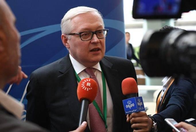 Рябков: антироссийские санкции останутся, даже если Москва «выкинет белый флаг»