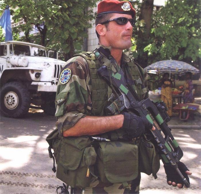 Нападение на военно-морскую базу Франции в Гвиане