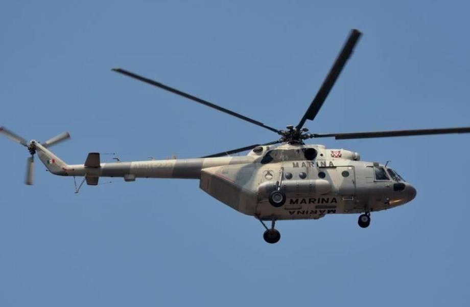 Мексика нацелилась на новейшую партию русских вертолетов Ми-17