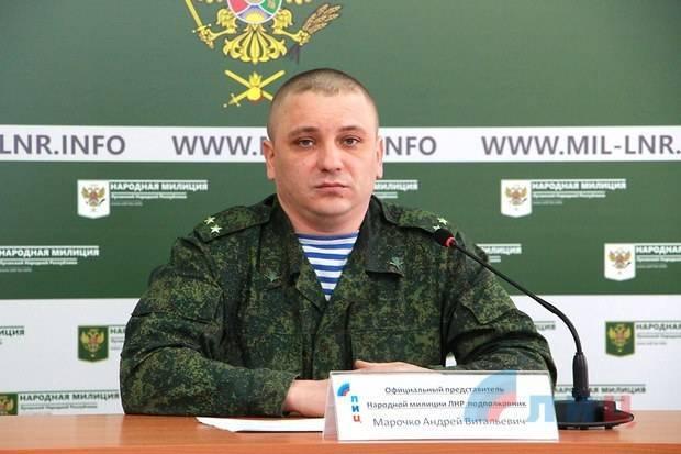 ЛНР: ВСУ несут небоевые потери из-за пьянства и наркомании