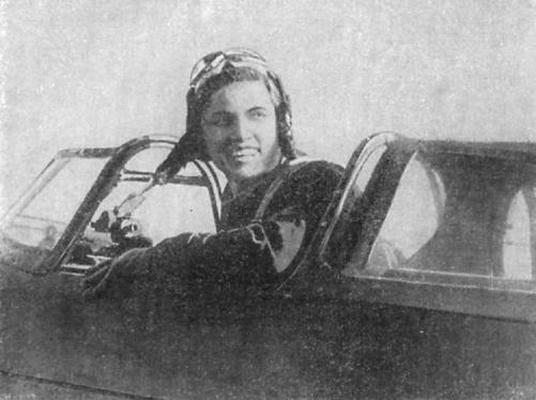 Погибла в воздушном бою