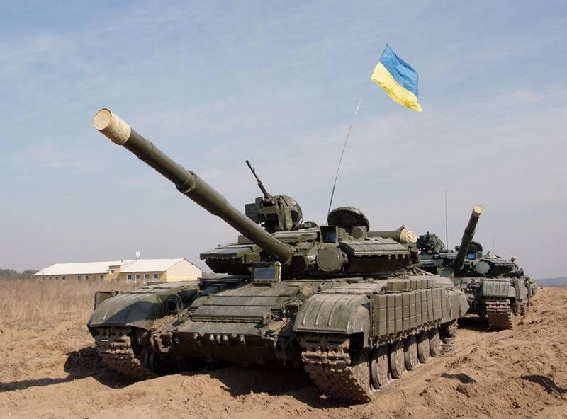 Конкурс на лучший экипаж танка: ранено 8 солдат ВСУ