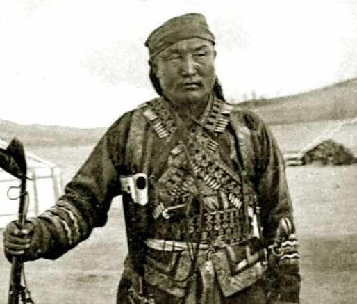 """Ликвидация """"монгольского бога"""" (операция ВЧК 1923г.)"""