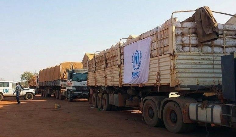 В ООН опровергли обвинение в распределении гумпомощи в САР в пользу боевиков
