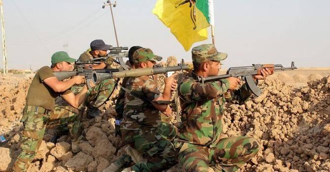 """""""Хезболлах"""" и сирийская армия начали наступление у границы с Ливаном"""