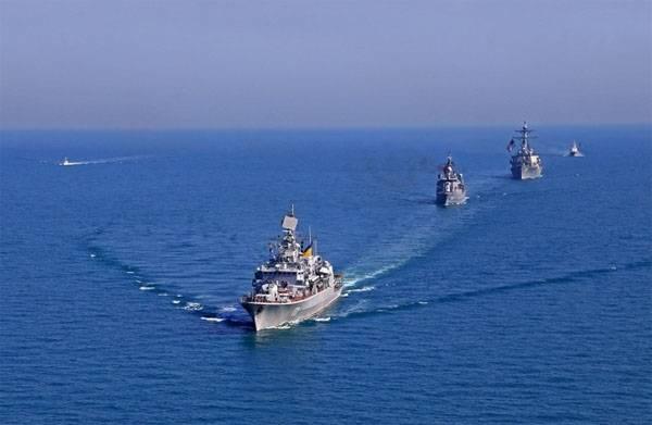 «Sea Breeze-2017» и 70-мильный переход на вёслах от ВМСУ