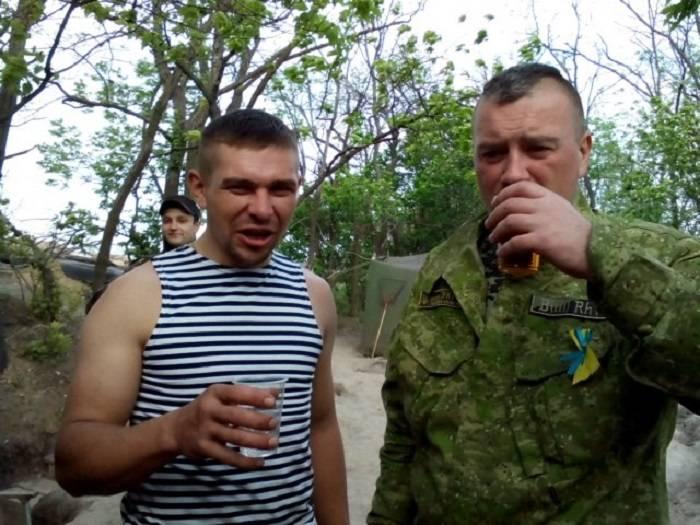Пьяная ссора закончилась ранением семерых бойцов ВСУ в Донбассе