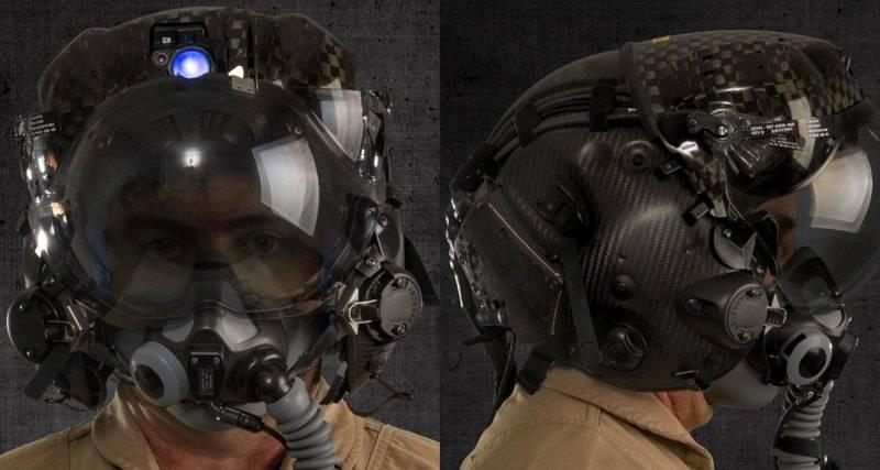 Тесты шлема для истребителей F-35 провалились из-за дефектной камеры