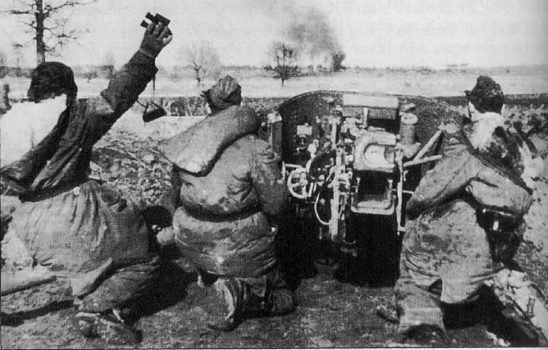 हथियारों के बारे में कहानियां। 75-mm एंटी टैंक गन Рak 40