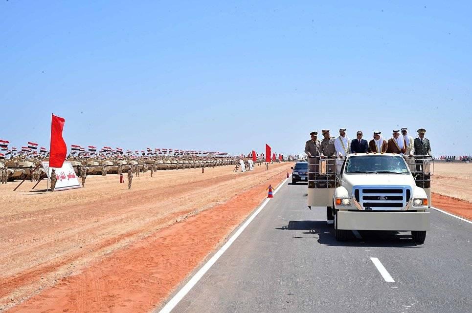 «Султан» Эрдоган может расстаться со своей мечтой о протурецкой Ливии? Египет вступает в игру на стороне Хафтара