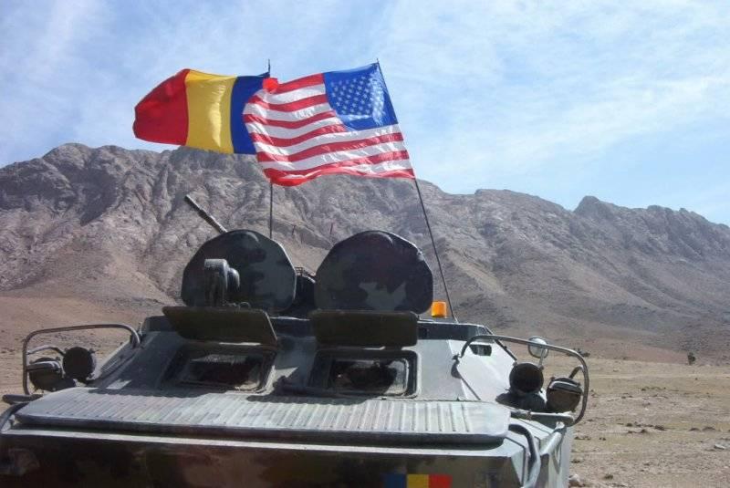 В Румынии при десантировании получили травмы 12 американских военнослужащих