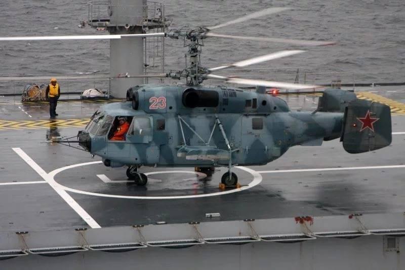 Корабли проекта 22160 оснастят транспортно-боевыми вертолетами Ка-29