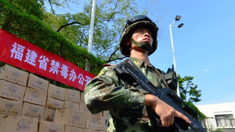 Китай потребовал от Индии «исправить ошибку» на границе