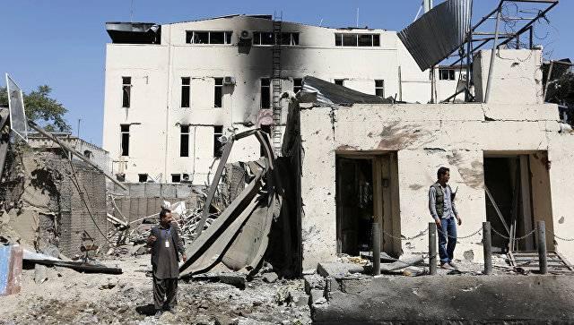 На юге Афганистана при авиаударе  ВВС США погибли восемь мирных жителей