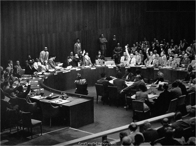 Как Беларусь и Украина стали основателями Организации Объединенных Наций