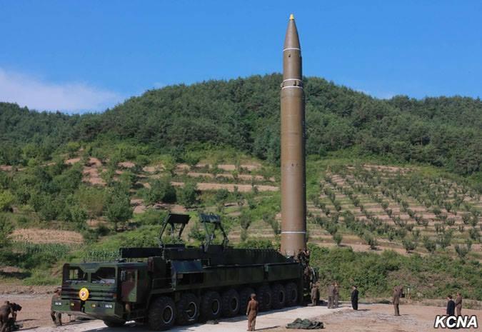 CNN: КНДР готовится к ракетному пуску