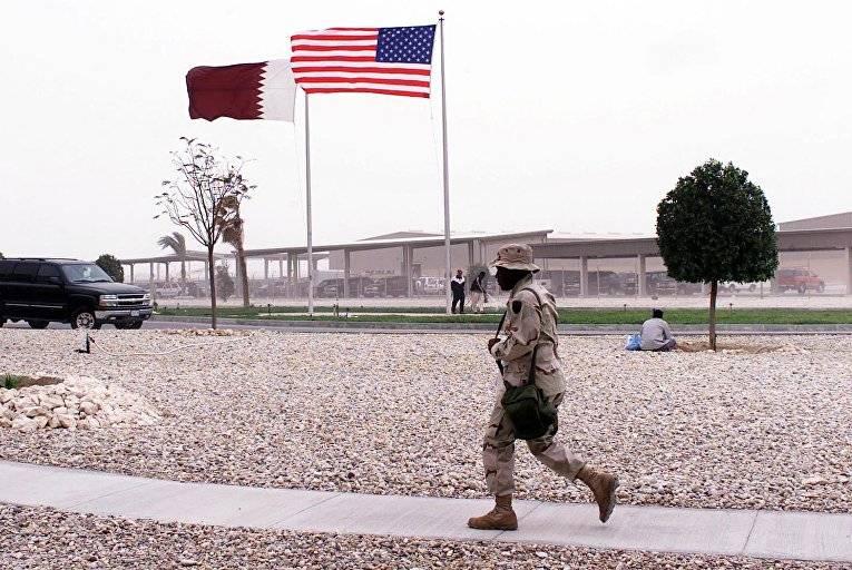 Катар проведет учение с США и Турцией