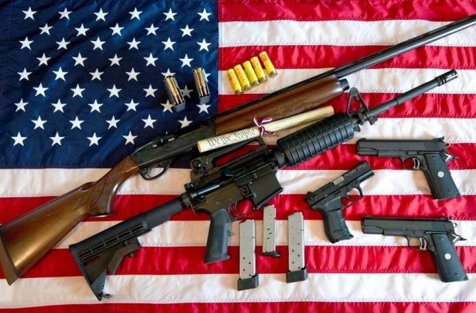 Эксперты: 60 % оружия, которым торгуют в интернете, поступает из США