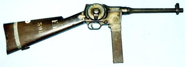Пистолет-пулемет MGD PM-9 (Франция)