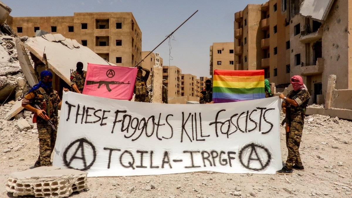 Пропаганда гомосексуализма мир сошел с ума