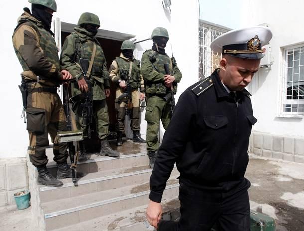 """Reuters: как """"сдавали"""" Крым"""