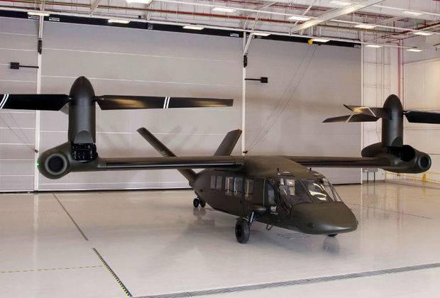 अमेरिकी V-280 Valor परिवर्तनीय के ग्राउंड परीक्षण शुरू हुए
